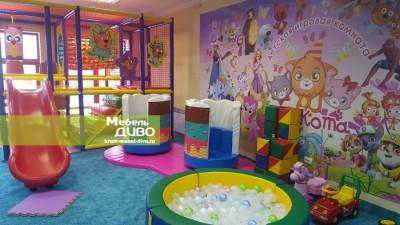 Мебель для игровой комнаты