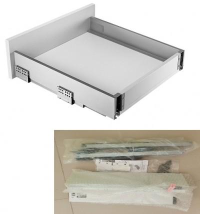 Ящик Unilux, H=88, 450мм, белый